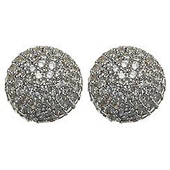 Phase Eight - Tara Cubic Zirconia Stud Earrings
