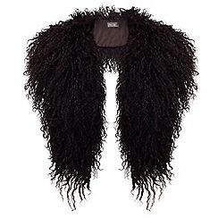 Phase Eight - Mongolian Fur Collar
