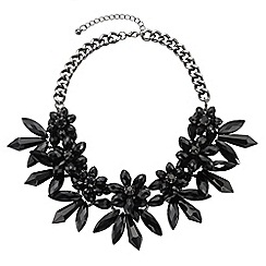 Phase Eight - Suri Crystal Flower Necklace