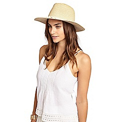 Phase Eight - Natural pompom sunhat