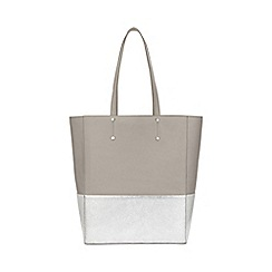 Phase Eight - Lucy Metallic Leather Tote