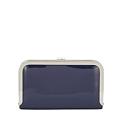 Phase Eight - Poppy Patent Leather Clutch
