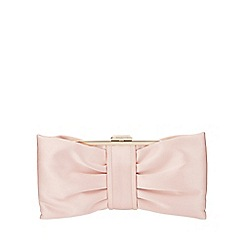 Phase Eight - Suzie Satin Bow Clutch