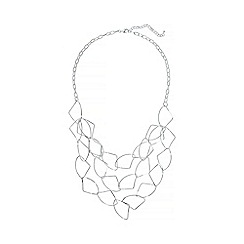 Phase Eight - Silver lucinder necklace