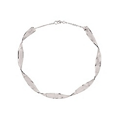 Phase Eight - Silver corin necklace