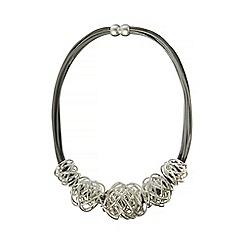 Phase Eight - Grey leoni necklace