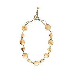 Phase Eight - Gold clemance necklace