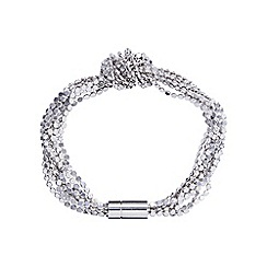 Phase Eight - Pewter matilda knot bracelet