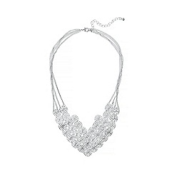 Phase Eight - Silver arabella necklace