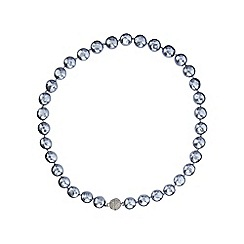 Phase Eight - Blue senia pearl necklace