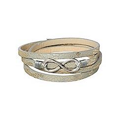 Phase Eight - Grey jamie multi row bracelet