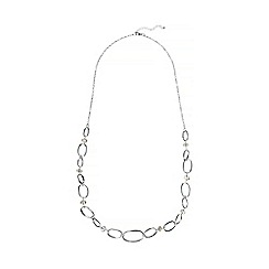 Phase Eight - Silver ellie necklace