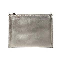 Phase Eight - Adelia leather shoulder bag