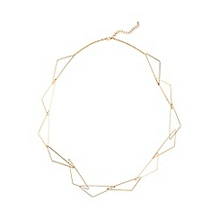 Phase Eight - Gold lena necklace