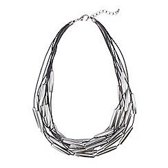 Phase Eight - Pewter bayliss necklace