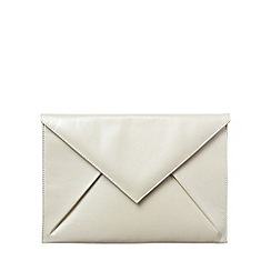 Phase Eight - White Jenna Clutch