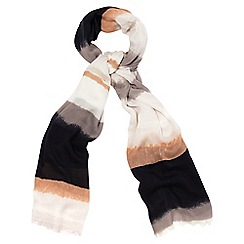 Phase Eight - Multicoloured  Cici Stripe Scarf