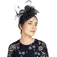 Phase Eight - Navy annabel fascinator