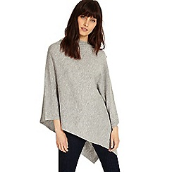 Phase Eight - Grey cashmere blend wrap