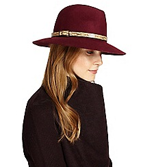 Phase Eight - Port Jessica wool fedora hat