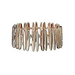 Phase Eight - Silver and Rose sophie stretch bracelet