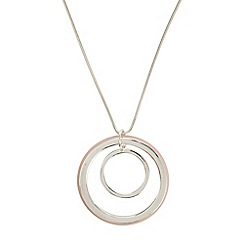 Phase Eight - Silver serena necklace