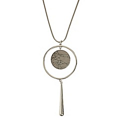 Phase Eight - Silver chloe necklace