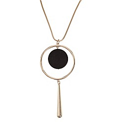 Phase Eight - Rose Gold chloe necklace