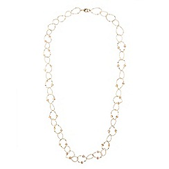 Phase Eight - Gold clare necklace