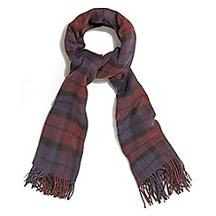 Phase Eight - Layla check scarf