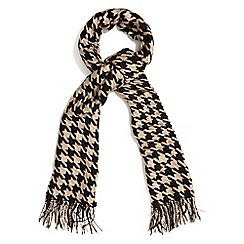 Phase Eight - Madison dogtooth scarf
