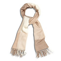 Phase Eight - Leah check scarf