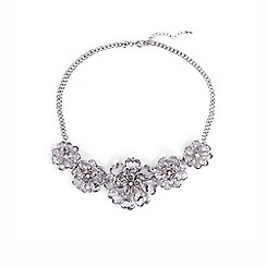 Phase Eight - Silver leena necklace