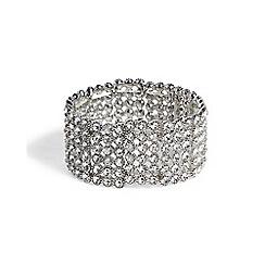 Phase Eight - Silver leena bracelet