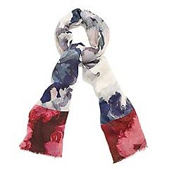 Phase Eight - Multi-coloured Davinia print scarf