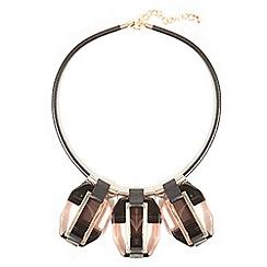 Phase Eight - Black Sarah collar necklace