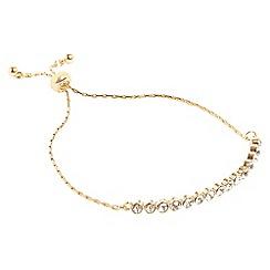 Phase Eight - Gold Luna crystal bracelet