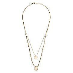 Phase Eight - Gold tiana necklace