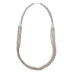 Phase Eight - Grey Marnie necklace