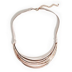 Phase Eight - Rose gold Grace necklace