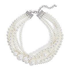 Phase Eight - Cream Alessia necklace