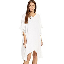 Phase Eight - Besse crochet trim kaftan