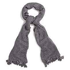 Phase Eight - 'Tyla' tassel lurex scarf