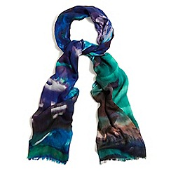 Phase Eight - Hope marble print scarf