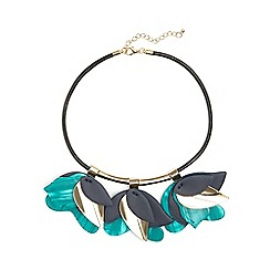 Phase Eight - Bella flower necklace