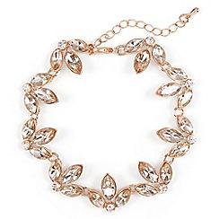 Phase Eight - Natural alannah navette bracelet