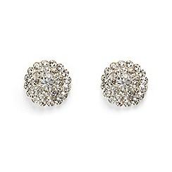 Phase Eight - Metallic aideen crystal stud  earrings