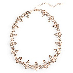 Phase Eight - Natural alannah navette necklace