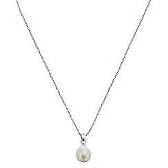 Phase Eight - Freshwater Pearl Pendant Necklace