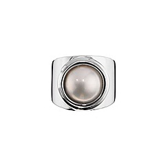 Phase Eight - Freshwater Pearl Silver Ring